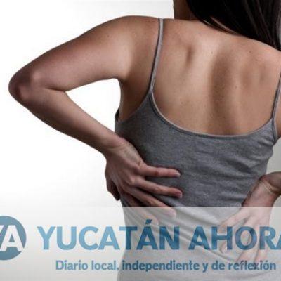 Con dolor crónico el 30 por ciento de los yucatecos