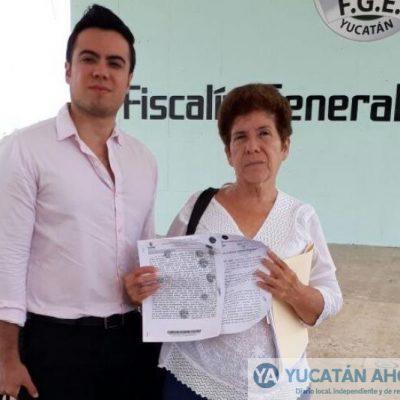 Denuncian penalmente al nuevo abogado de sicarios que mataron a Emma Gabriela