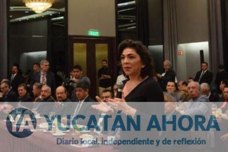 """Ivonne Ortega: """"Dedazo"""" o imposición llevarían a una descomposición en el PRI"""