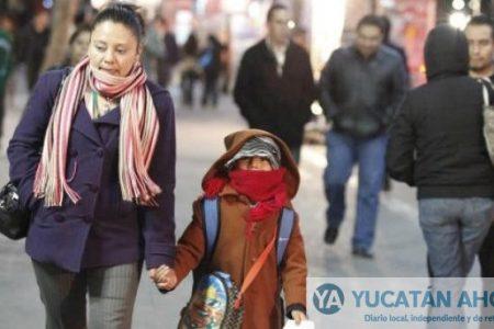 Pronostican 'heladez' en Yucatán: hasta 8 grados en la zona sur
