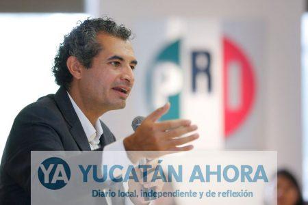 Denuncia el PRI que MORENA, PAN y PRD no renunciaron al dinero público