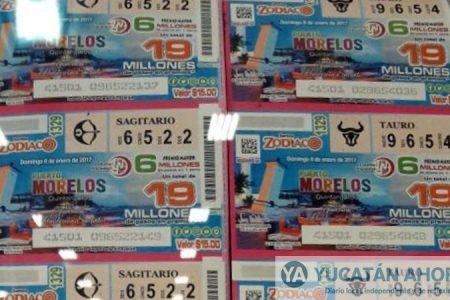 El premio mayor de la Lotería vuelve a caer en Mérida