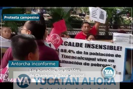 Alcaldes yucatecos reparten los apoyos solo a sus parientes y amigos