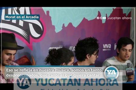 Explosión musical en el Tecate Arcadia 2017 en Mérida