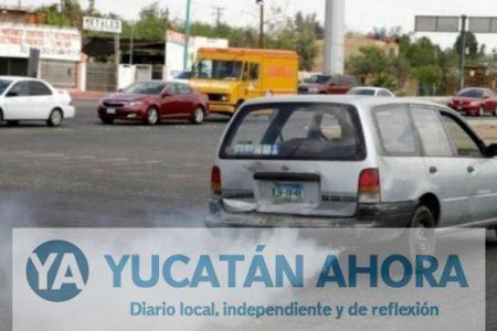 Yucatán genera 11 millones de toneladas de CO2 por electricidad y transporte automotor