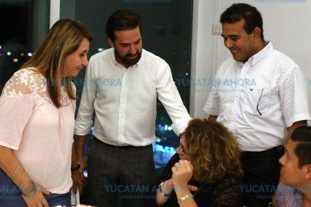 Reconoce Pablo Gamboa a quienes trabajan por el desarrollo de Yucatán
