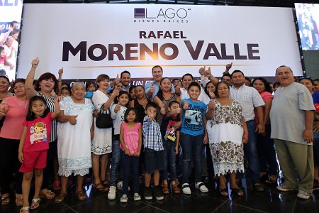 No pedimos que nos hagan candidatos, sino competir: Rafael Moreno Valle
