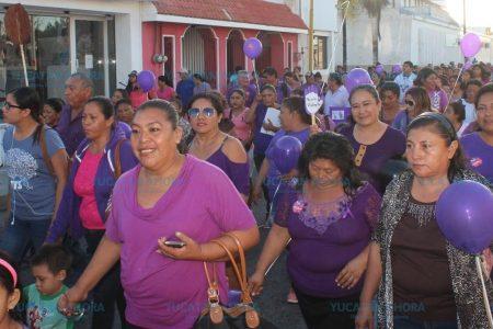 En Progreso marcharán para pedir alto a la violencia contra la mujer