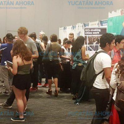 Universidades europeas promocionan sus posgrados en Mérida
