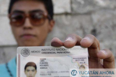 Al menos 29 mil yucatecos no han actualizado su credencial para votar