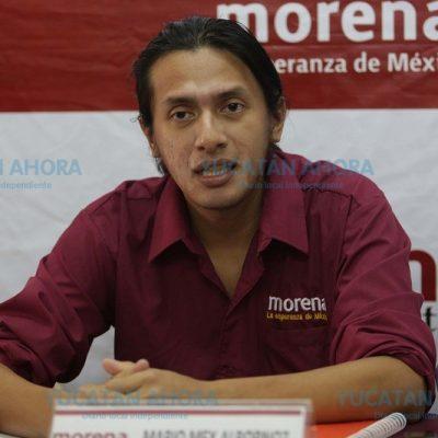 Morena no votará por Goff Aillud para Vice Fiscal Anticorrupción