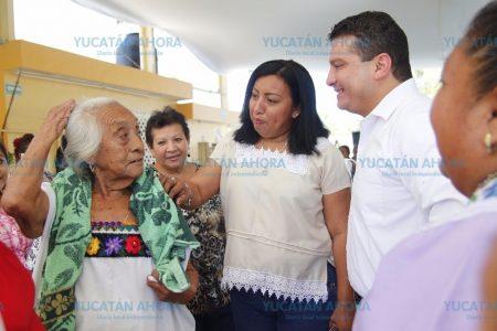 Alcalde de Kanasín consigue más dinero para reparar calles