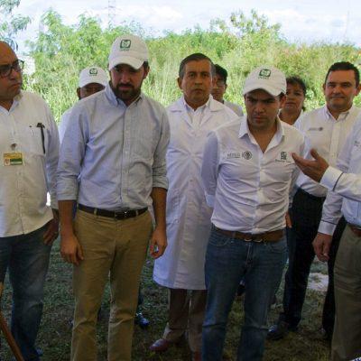 Inicia en enero la construcción de clínica del IMSS en Francisco de Montejo