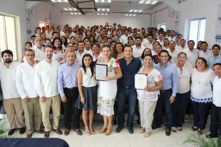 Cecilia Patrón logra certificación de calidad para la Dirección de Desarrollo Social