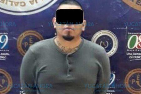 Detienen en Tijuana a yucateco presunto integrante del Cártel de Sinaloa