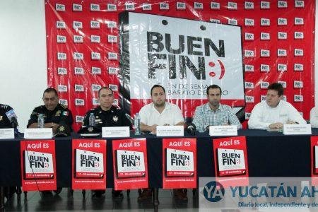 Unos mil 500 policías vigilarán que compre tranquilamente durante El Buen Fin