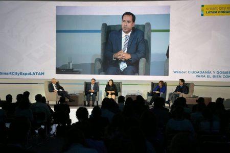 Mérida entra a programa de Cooperación Urbana Internacional