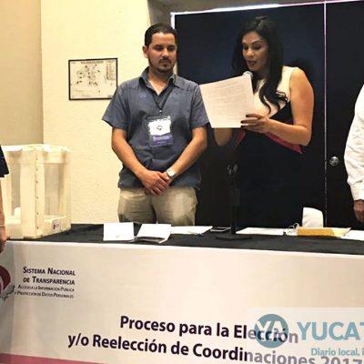 Yucateca asume cargo en el Sistema Nacional de Transparencia