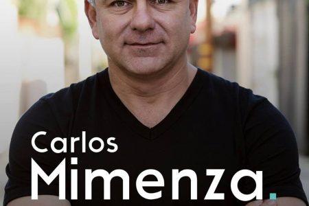 Carlos Mimenza, aspirante a candidato por la Presidencia, busca apoyo en el Sureste