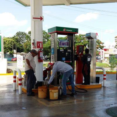 En diciembre quedará liberada le venta de gasolina pero no bajarán los precios