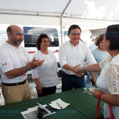 Recibe el Issste de Tizimín nueva ambulancia
