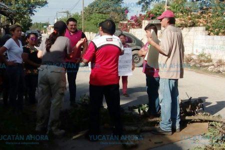 Pavimentarán calles de Kanasín tras 12 años de exigencias