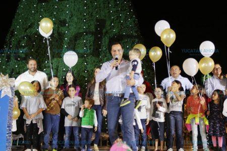 Hágase la Navidad en Mérida