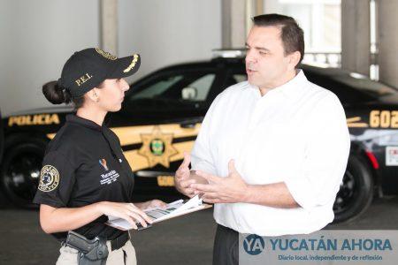 La Policía Estatal de Investigación utiliza técnica y tecnología de punta