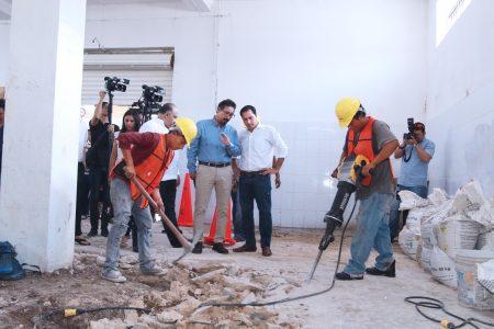 El mercado de Santiago tendrá una reconstrucción casi total después de 30 años