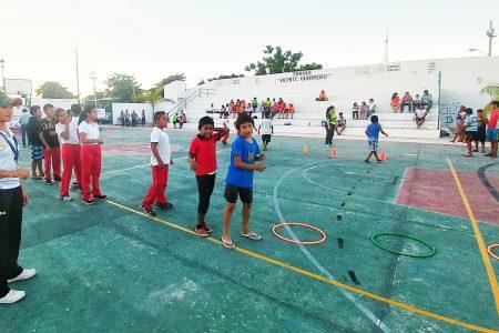 Ya hay nueva escuelita de iniciación de handball en Progreso