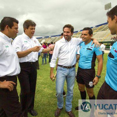Defiende Pablo Gamboa los recursos federales para Yucatán