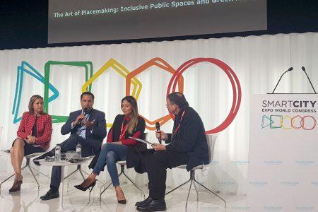 Mérida presenta innovador proyecto en foro mundial de Ciudades Inteligentes