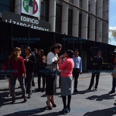 Bloquean en el PRI el pago de cuotas a Ivonne Ortega