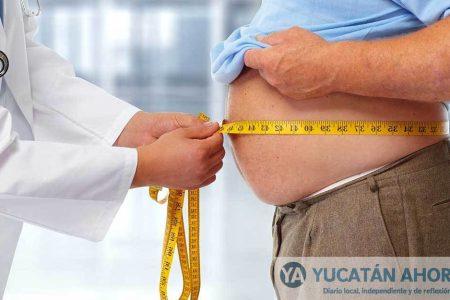 En el olvido el Día contra la obesidad a pesar que se duplica en Yucatán la incidencia