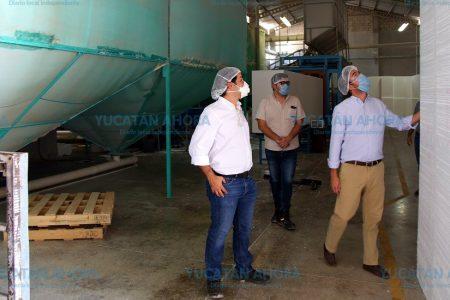 Los empresarios tienen el panorama completo de la economía de Yucatán: Gamboa