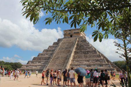 Chichén Itzá permanece como la segunda zona arqueológica más visitada del país