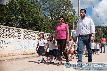 Invierten 91 millones de pesos en rehabilitar calles de Panabá