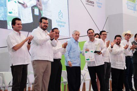 El Ayuntamiento de Mérida recibe premio a las mejores prácticas de gobierno