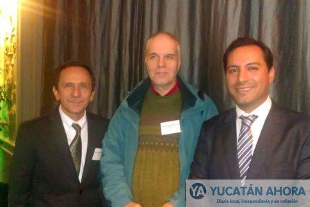 Mérida trabaja con Grecia sobre temas de movilidad para la Unión Europea