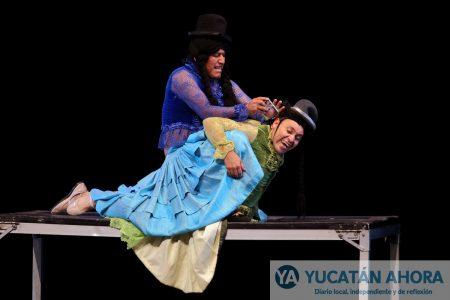 Hamlet boliviano cautiva a los meridanos
