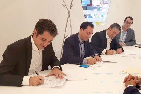 Dos firmas internacionales financiarán plataforma de regulación ambiental en Mérida