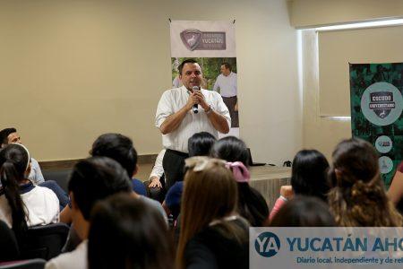 Desde las aulas participan para fortalecer la seguridad de Yucatán