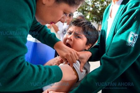 Repuntan las enfermedades respiratorias: recomiendan la vacuna contra la influenza