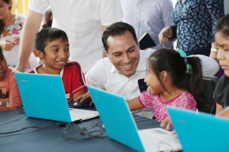 Compromiso de Vila: 95 parques nuevos de Mérida tendrán internet