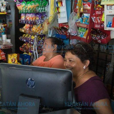 'Respiro' para pequeños comerciantes el aplazamiento de la factura electrónica