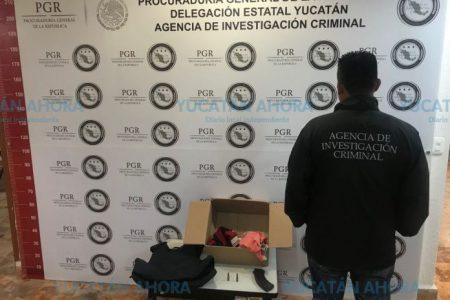 En la calle enfrentará la justicia un detenido con cargador y cartuchos de AK-47