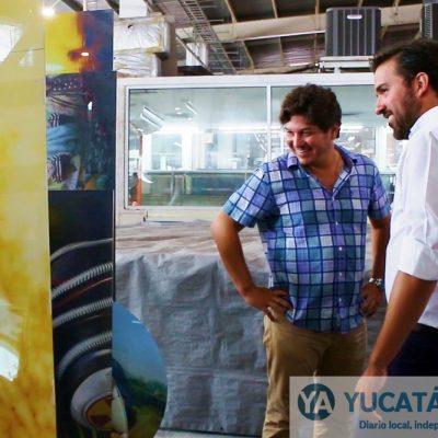 La búsqueda de mercados para productos yucatecos debe ser compartida: Gamboa