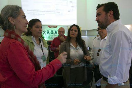 Proponen a Pablo Gamboa crear la Procuraduría de la Defensa del Discapacitado