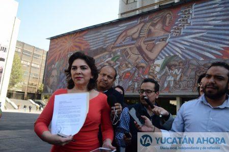 Carta de Ivonne Ortega al Presidente Nacional del PRI