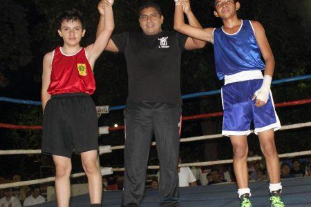 Institucionalizan la función de box 'Pepe el toro, campeón de campeones'